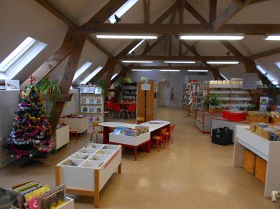 Bibliothéque CHEVRIERES