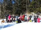 Classe de neige CHEVRIERES 2